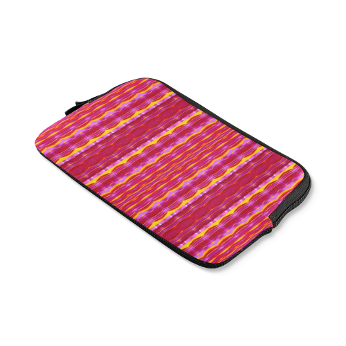 Abstract Chevron Textile Print iPad mini