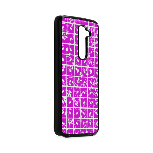 Pink Swirls Hard Case for LG G2