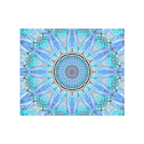 """Sapphire Ice Flame Light Poster 20""""x24"""""""