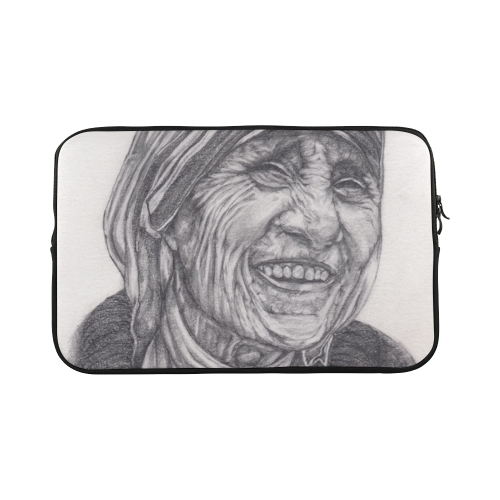 Mother Theresa Drawing Macbook Pro 17''