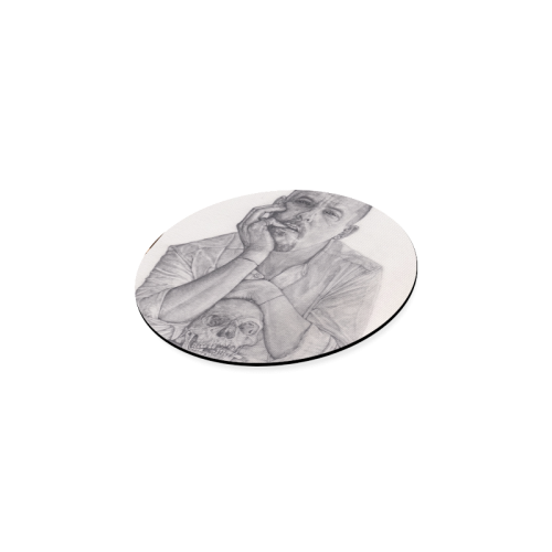 Alexander McQueen Drawing Round Coaster