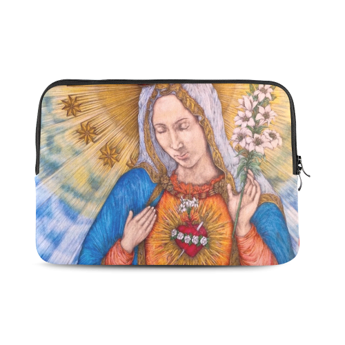 Immaculate Heart Of Virgin Mary Drawing Macbook Air 13""