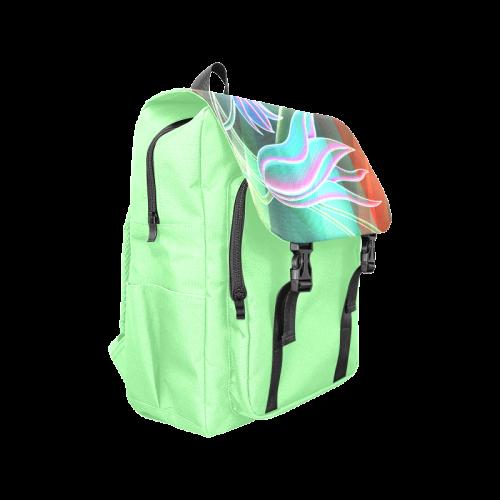 Backpack Casual Shoulders Backpack (Model 1623)