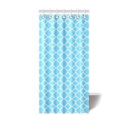 36 x 72 shower curtain