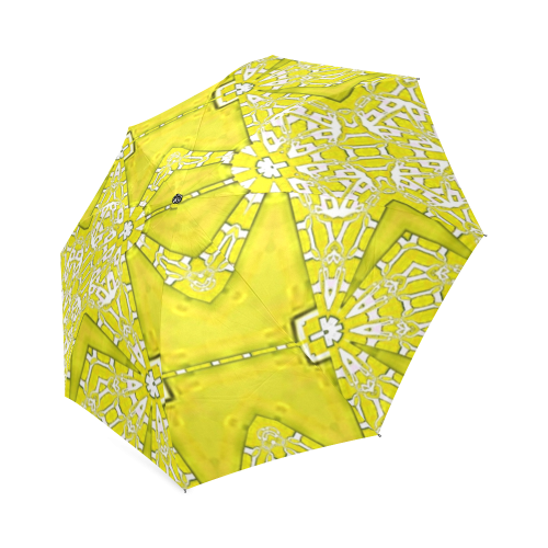Umbrella with yellow shine-annabellerockz Foldable Umbrella