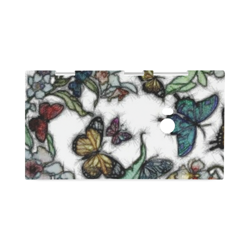 Butterflies and Flowers Hard Case for Nokia Lumia 920