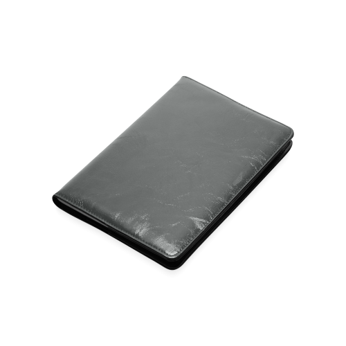 Pirate Black Color Accent Custom NoteBook A5