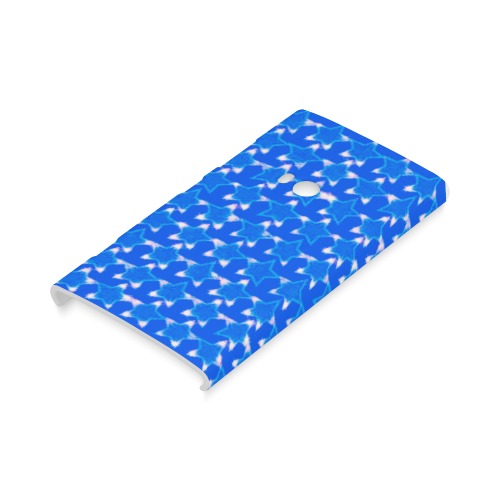 Zappy Blue Sparkling Stars Hard Case for Nokia Lumia 920