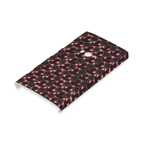 Zappy Black Sparkling Stars Hard Case for Nokia Lumia 920