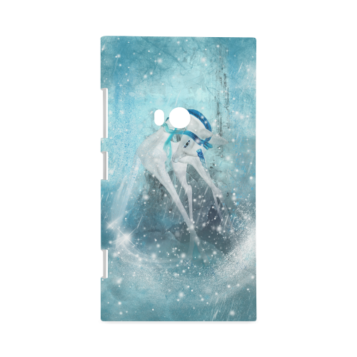 Snowflake Unicorn Hard Case for Nokia Lumia 920