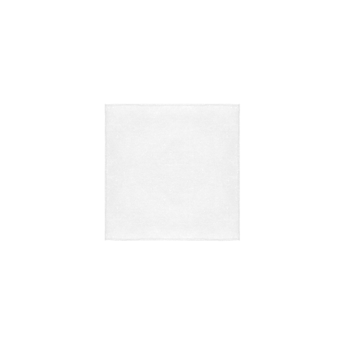 "bright blue white quatrefoil classic pattern Square Towel 13""x13"""