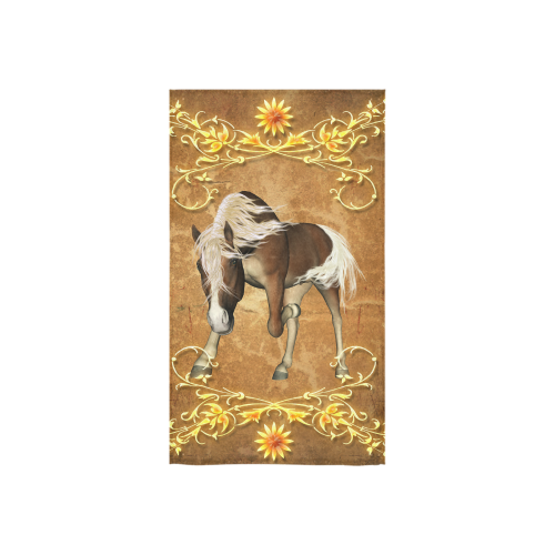 "Wonderful horse Custom Towel 16""x28"""