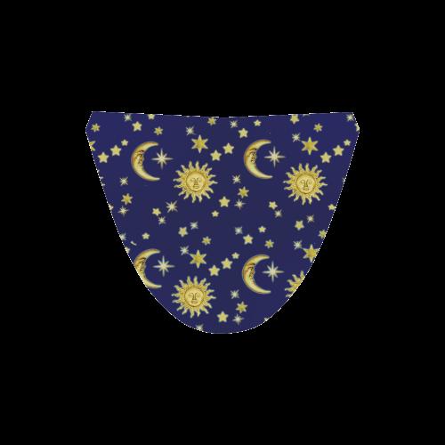 Sun, Moon & Stars Unisex Casual Shoes (Model 004)