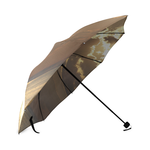 Awesome Sea Scene Foldable Umbrella (Model U01)