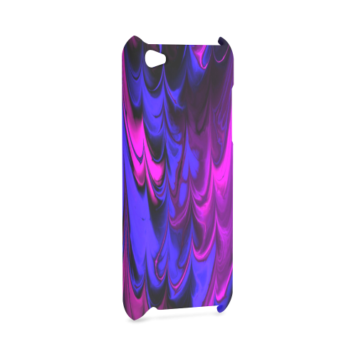 awesome fractal marbled 13 Hard Case for iPod Touch 4