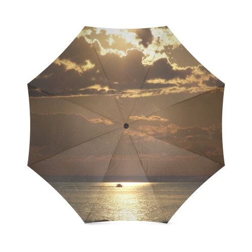 Awesome Sea Scene Foldable Umbrella