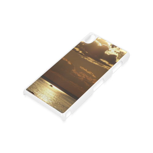Awesome Sea Scene Hard Case for Sony Xperia Z3