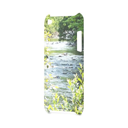 River Runs Through it Hard Case for iPod Touch 4