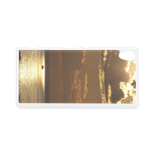 Awesome Sea Scene Hard Case for Sony Xperia Z4