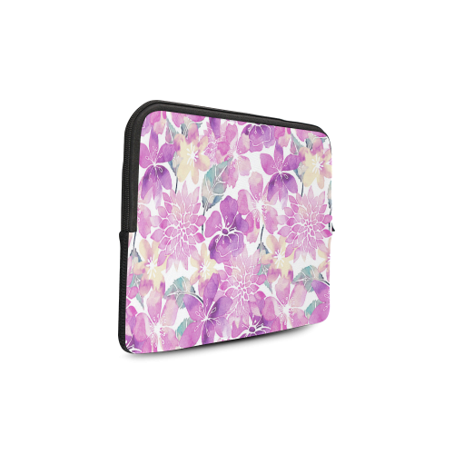 Watercolor Flower Pattern Macbook Air 11''
