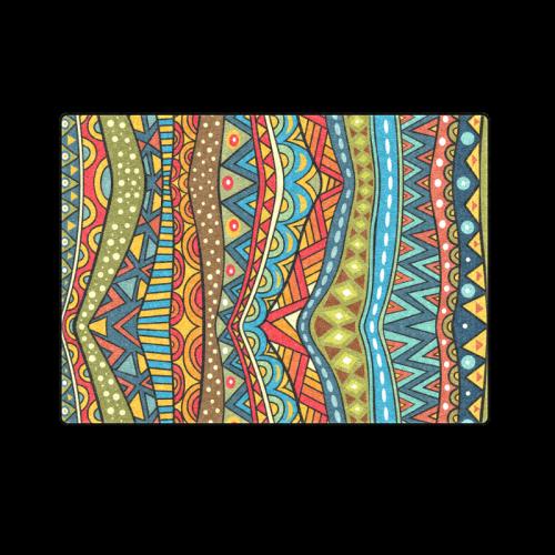 """Aztec(7) Blanket 58""""x80"""""""