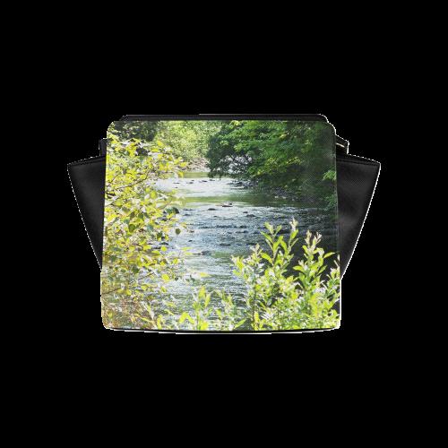 River Runs Through It Satchel Bag (Model 1635)