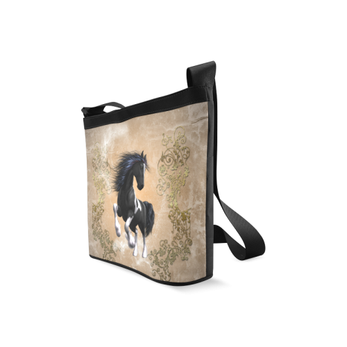 Awesome horse Crossbody Bags (Model 1613)