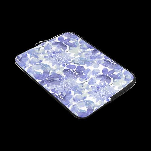 """Watercolor Flower Pattern Macbook Air 13"""""""