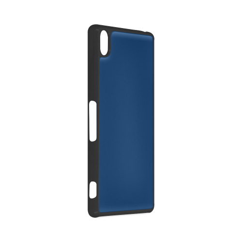 Cool Black Color Accent Hard Case for Sony Xperia Z3
