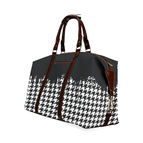 HOUNDSTOOTH Classic Travel Bag (Model 1643)