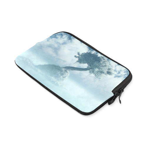 Frozen Tree at the lake iPad mini