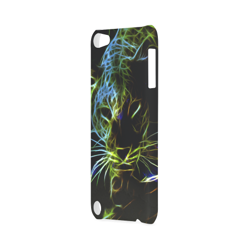 Neon Leopard Hard Case for iPod Touch 5