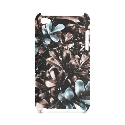 Foliage-5 Hard Case for iPod Touch 4
