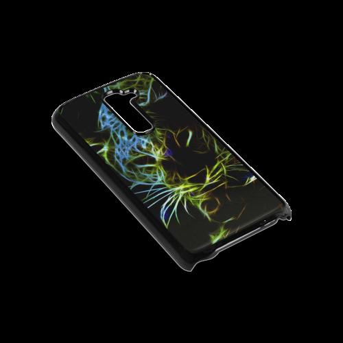 Neon Leopard Hard Case for LG G2