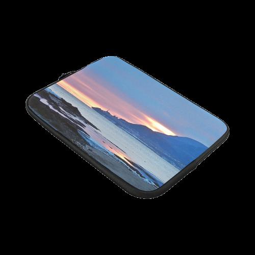 Sunrise in Tourelle Custom Laptop Sleeve 15''