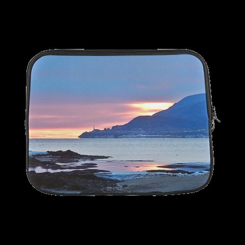 Sunrise in Tourelle Macbook Pro 11''