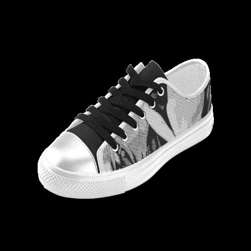 Floral Art Studio 29216 Women's Classic Canvas Shoes (Model 018)