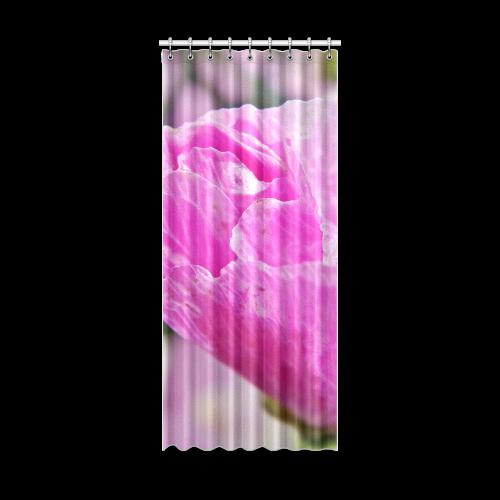 "Musk Mallow. Window Curtain 52"" x 120""(One Piece)"