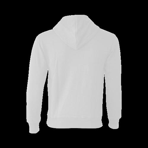 Sunrise in Tourelle Gildan Hoodie Sweatshirt (Model H03)