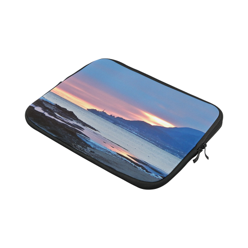 Sunrise in Tourelle Custom Laptop Sleeve 13""