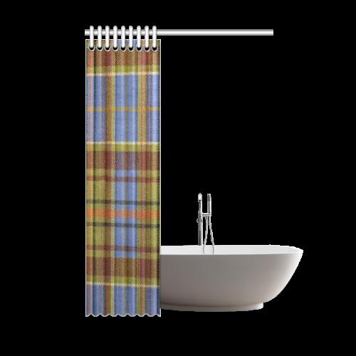 ADAM TARTAN Shower Curtain