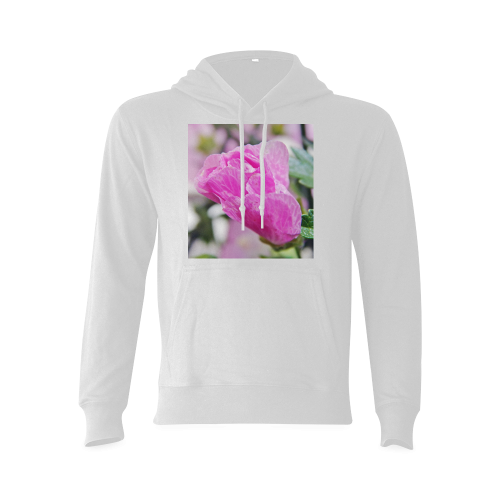 Musk Mallow Gildan Hoodie Sweatshirt (Model H03)