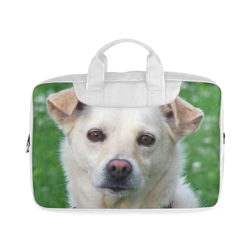 """Dog face close-up Macbook Air 13""""(Twin sides)"""