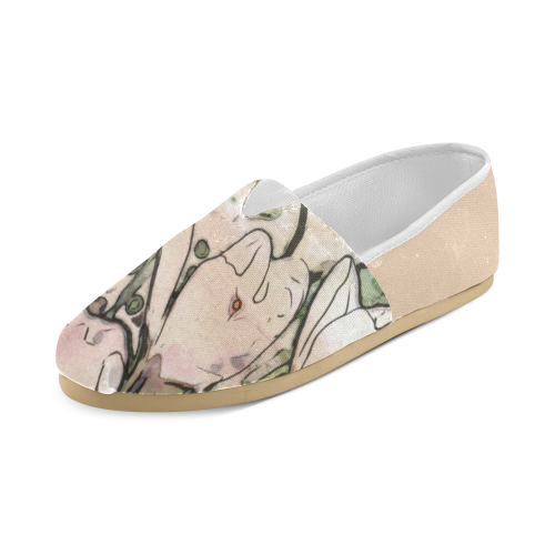 Floral Art Studio 7216 Women's Casual Shoes (Model 004)