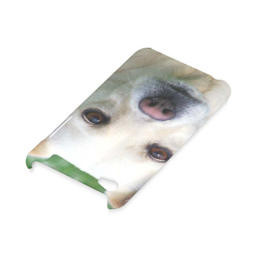 Dog face close-up Hard Case for iPod Touch 4