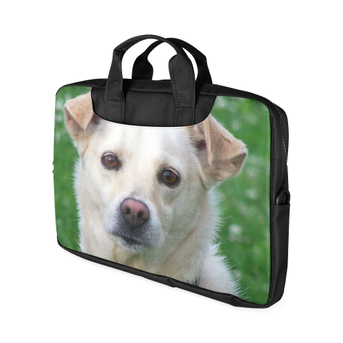 """Dog face close-up Macbook Air 11""""(Twin sides)"""