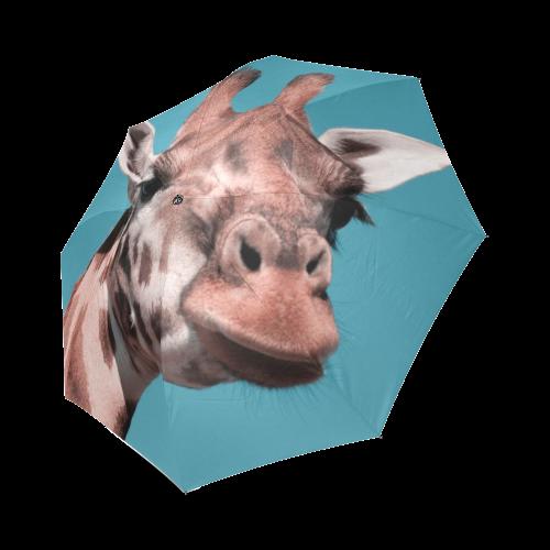 giraffe Foldable Umbrella (Model U01)