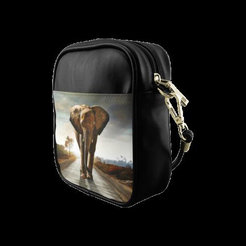 The Elephant Sling Bag (Model 1627)