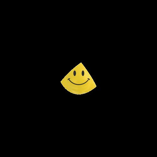 Funny Happy Sad Smileys Bi-Polar Custom Bikini Swimsuit