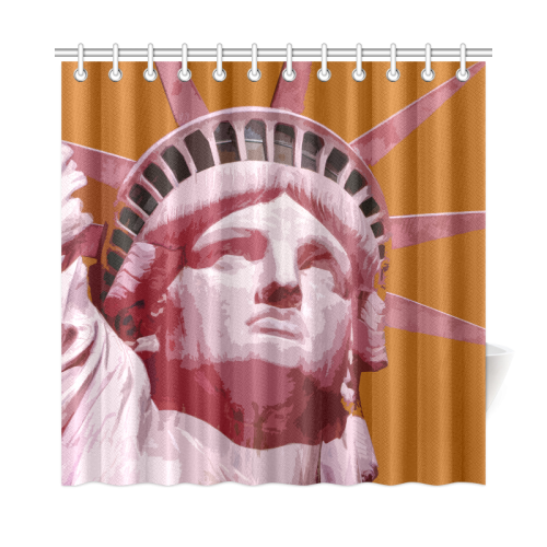 "Liberty20150408 Shower Curtain 72""x72"""